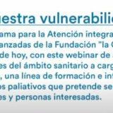 Cuidar de nuestra vulnerabilidad