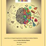 Sesión Clínica: Terapia Ocupacional en Cuidados Paliativos